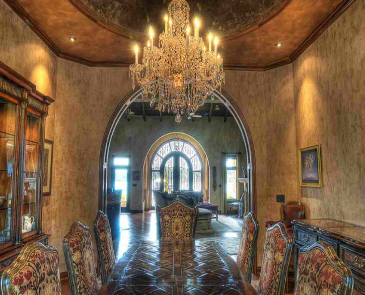 Tuscan Dining Room Decor   This Is Absolutely Magnificent!