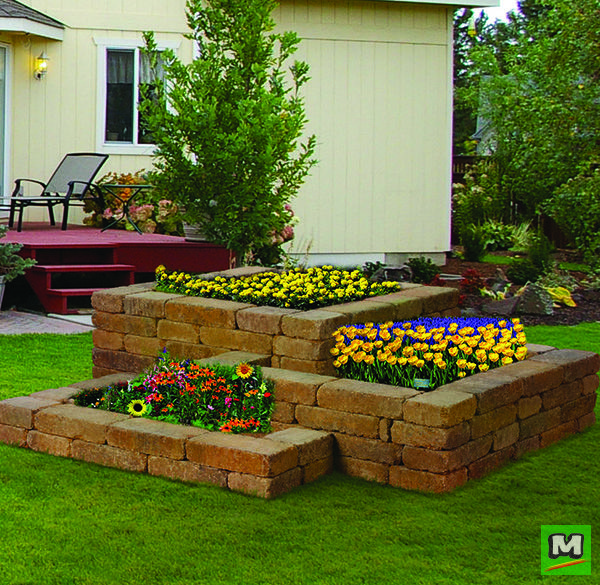 1000+ Ideas About Tiered Landscape On Pinterest