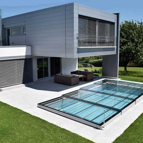 59 best Ideen für Swimming Pools \ Schwimmbecken images on Pinterest - gartengestaltung reihenhaus pool