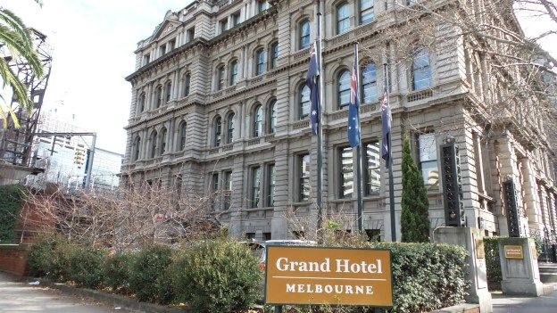 Review of the Grand Hotel Melbourne, Australia