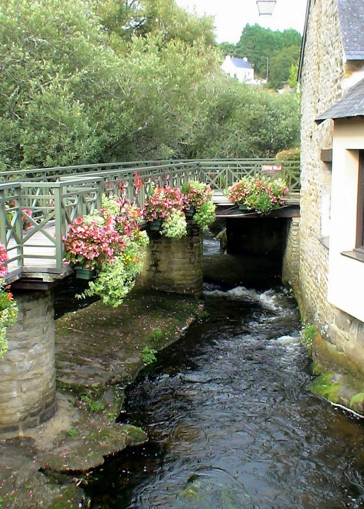 ~Pont Aven, Brittany~