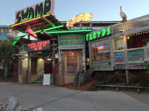 Floyd's Shrimp House, Fort Walton Beach, Florida, United States