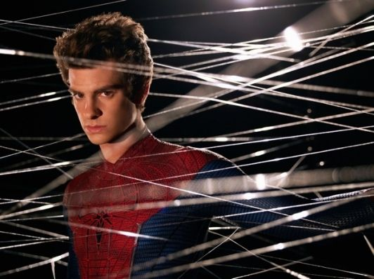 Andrew Garfield Spider Man The Amazing Spider-Man The Amazing Spider-Man : Le Destin d'un héros