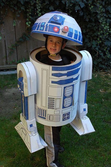 David as R2-D2 by kshep, via Flickr