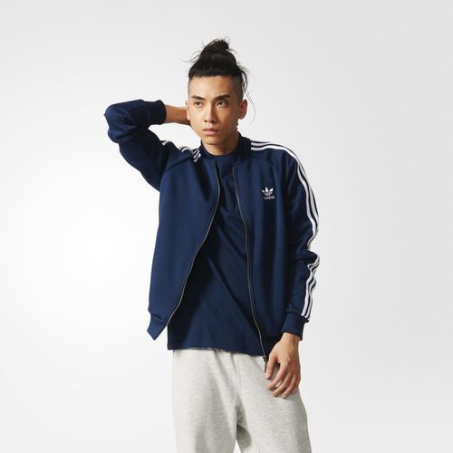 Superstar Track Jacket - Blue