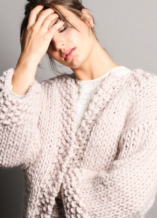 Oromo Cardigan | We Are Knitters