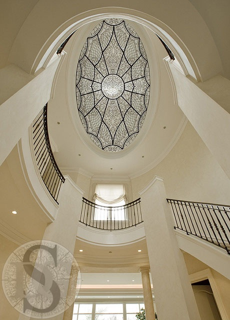 24 best Oval Ceiling Dome images on Pinterest | Ceilings ...