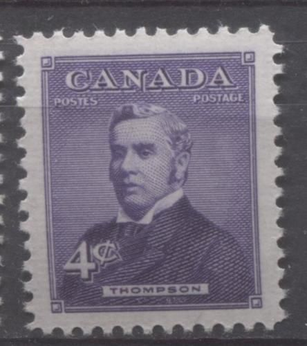 David Sparrow Thompson was prime minister of Canada from 1892 until his sudden death in 1894 at the age of 49. He nearly brought Newfoundland into confederation in 1893.