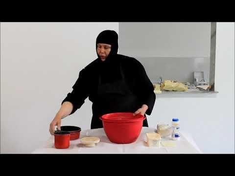 Ένα βίντεο για την παρασκευή προσφόρου - YouTube