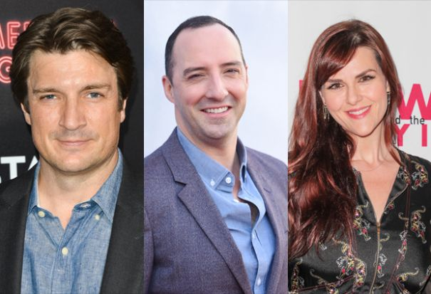 'Series Of Unfortunate Events': Nathan Fillion, Tony Hale, Sara Rue, Lucy Punch, & Roger Bart Join Season 2 Cast