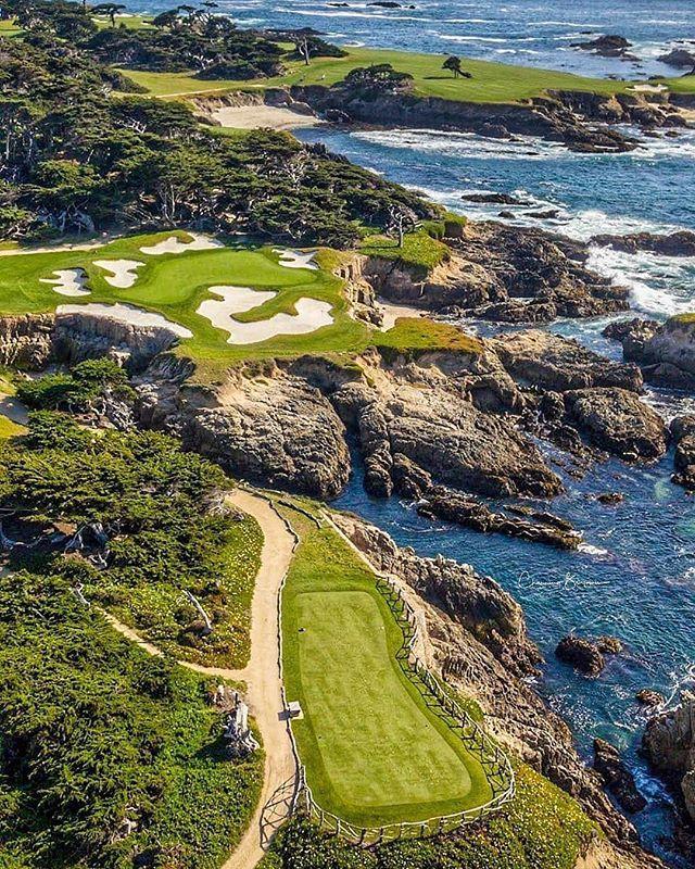 Cypress Point Club | Golf course wedding, Golf courses ...