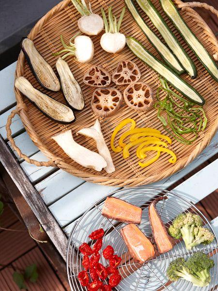 【ELLE】「干し野菜」のマジック 「干し野菜」で超・腸デトックス! エル・オンライン