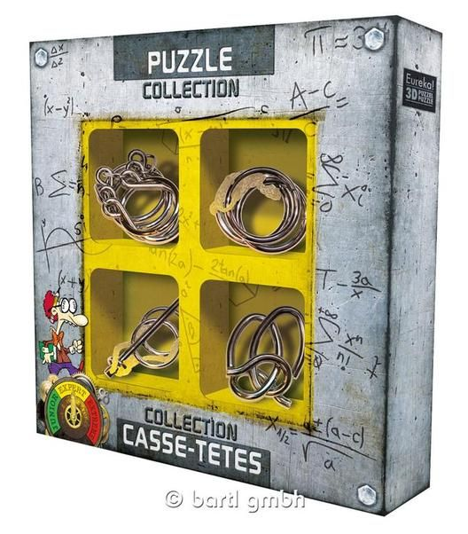 Bartl, Metal Puzzles Collection Expert | 111126 / EAN:5425004733627