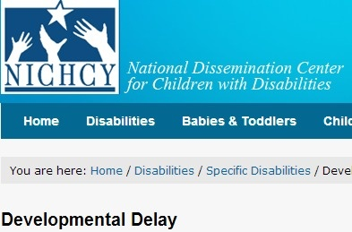 development delays in learning Based on the literature to date, it can no longer be argued that delays in the language development of toddlers do not indicate possible future academic and behavioral problems.