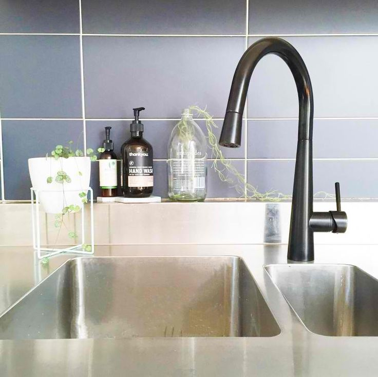 This Elegant Tap Features Soft Moving Mixer Handle And A Pull Out Ergonomically Designed