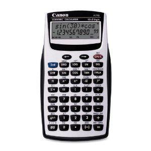 Amazon.com : Canon F710 Dual-Line Scientific Calculator : Electronics