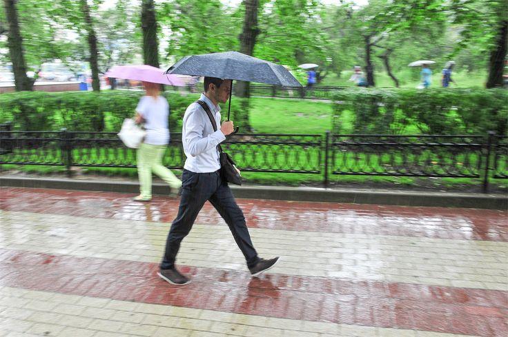 nice Des orages et des vents forts sont attendus à Moscou samedi soir / Nouvelles ville /