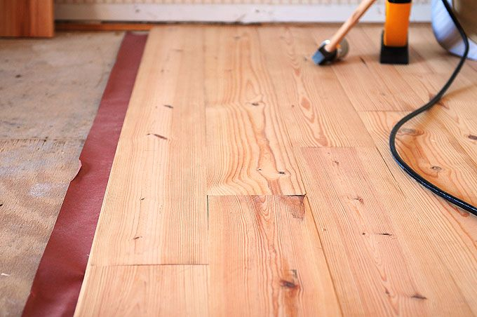 Tips for DIY Hardwood Floors Installation | http://shewearsmanyhats.com/tips-for-diy-hardwood-floors-installation/