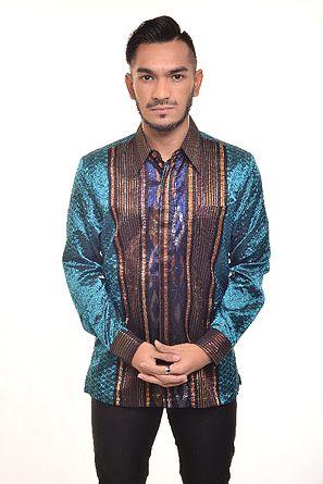 Negarawan | Model Baju Batik & Tenun Pria Modern #model #baju #batik #pria #kemeja #modern