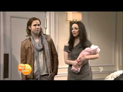 SNL skit on Beyonce and Jay-Z's new addition-I wish Maya Rudolph would come back to SNL