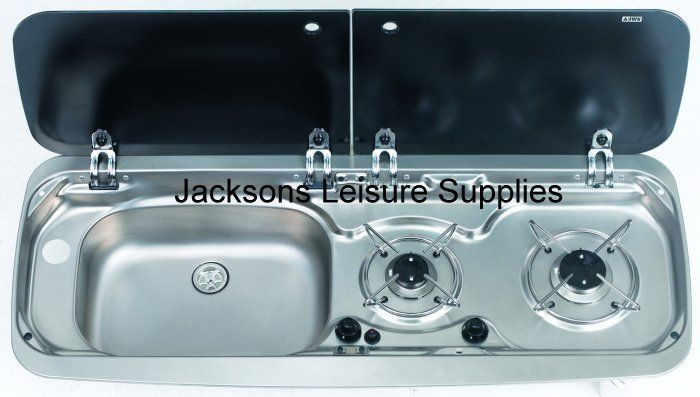 Smev MO 9222 Caravan Sink and Hob Combination Unit