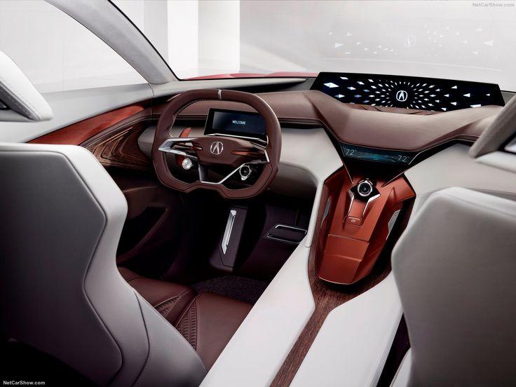Acura Precision Concept 2016 Car Interior DesignInterior