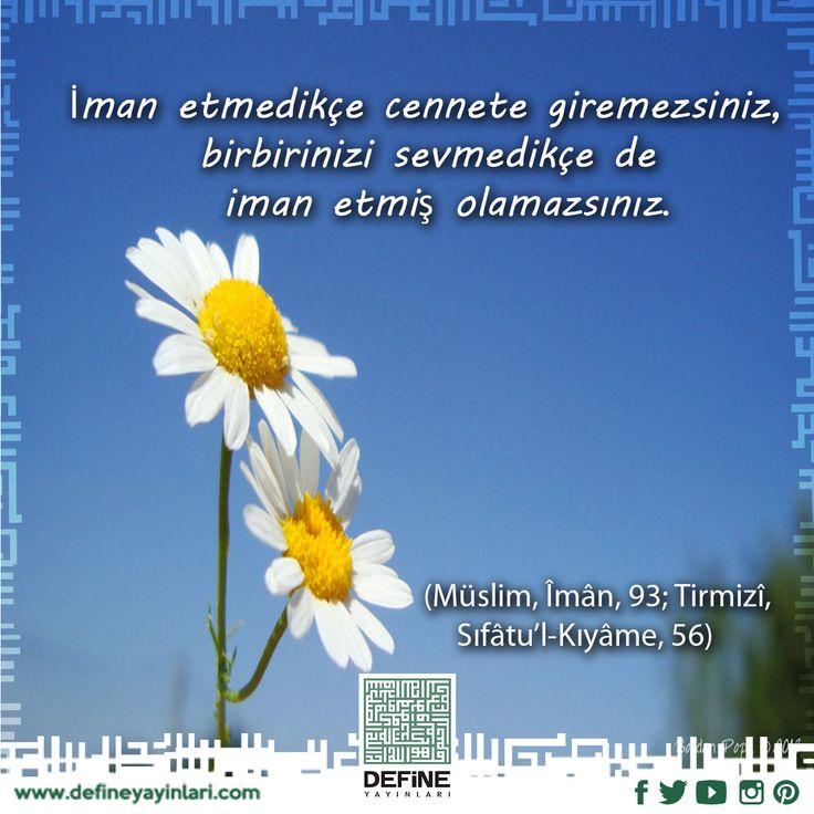 Haftanın hadisi... #define #defineyayınları #dua #pray #book #kitap #ayet #hadis #kuran #cennet #cehennem #kardeşlik #kul #insan #iman #ihlas #iyilik #dostluk