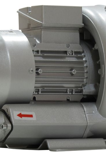 Industrial Ring blowers are manufactured for both pressure and vacuum service. When a ring blower is used for pressure, it is usually configured for use as air supply units or compressors, while vacuum blowers are frequently used as vacuum pumps or fume/dust exhausters. http://www.dynavac.in/ring-blowers/