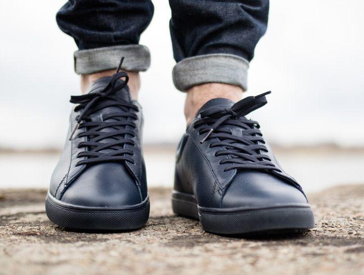 Rabatt Erkunden BRADLEY MID - Sneaker high - white/navy Sammlungen Rabatt Original Perfekt Günstig Online LEVdMCC