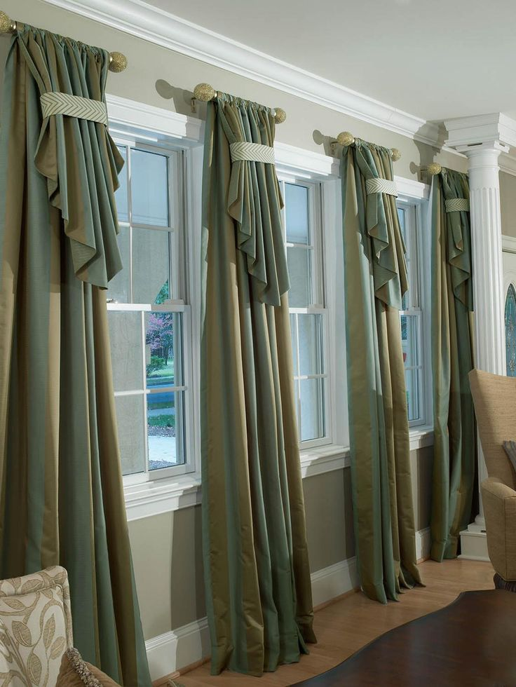 538 best Window Treatment Ideas images on Pinterest Window