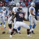 Bears sign DL Ziggy Hood cut DL Jeremiah Ratliff (Yahoo Sports)