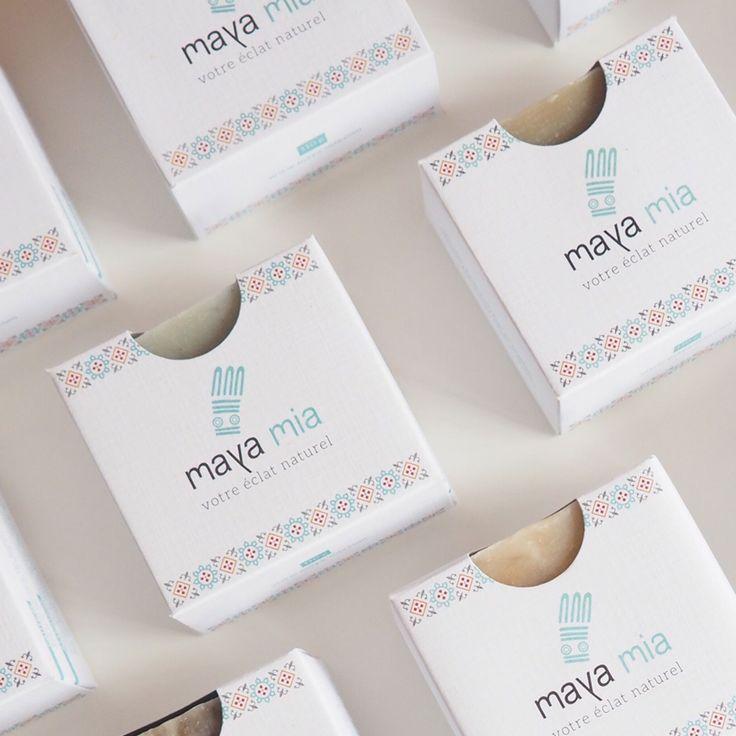 Découvrez les savons et autres idées-cadeaux de l'exposant Maya Miaou Marché Casse-Noisette.