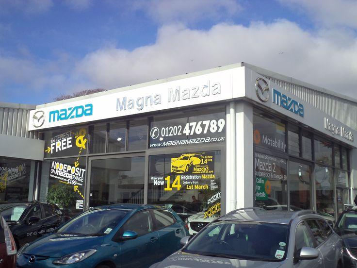 Best Magna Mazda Christchurch Images On Pinterest - Magna mazda