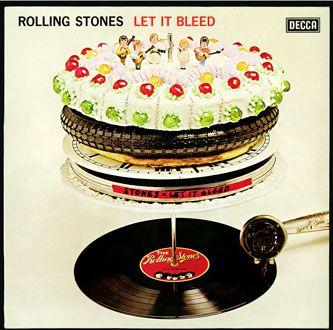 Rolling Stones - Let It Bleed 1969