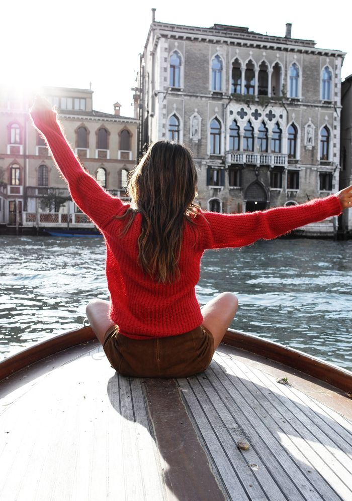 Boat Ride in Venice. – Sincerely Jules
