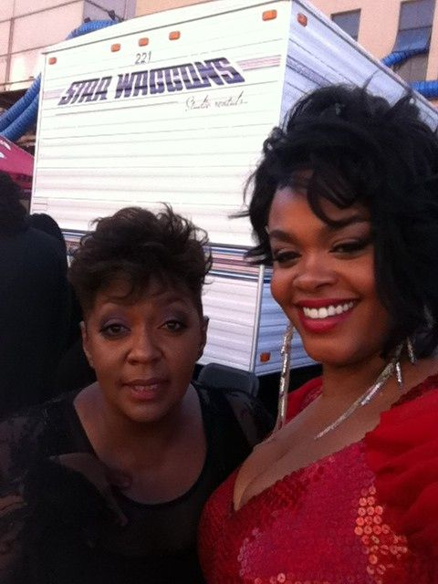 Anita Baker and Jill Scott