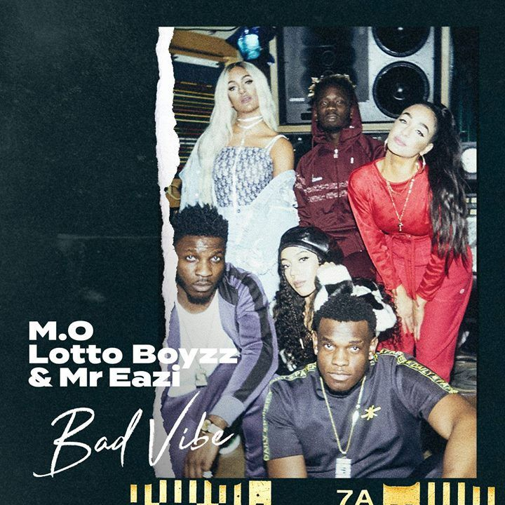 remixes: M.O - Bad Vibe (and Lotto Boyzz and Mr Eazi).  James Hype remixes [wav]  https://to.drrtyr.mx/2F3fTSI  #MO #LottoBoyzz #MrEazi #JamesHype #music #dancemusic #housemusic #edm #wav #dj #remix #remixes #danceremixes #dirrtyremixes