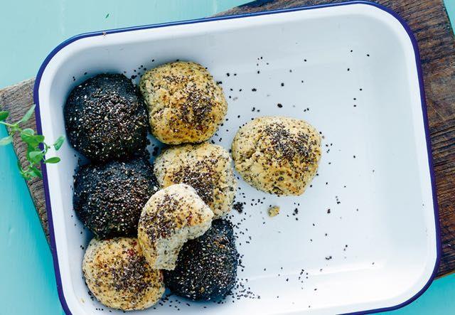 Glutenfri chiaboller med mandelmel   Iform.dk