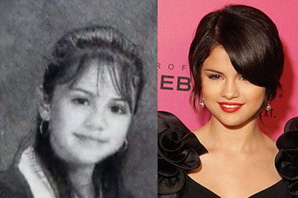 Selena Gomez was born ...