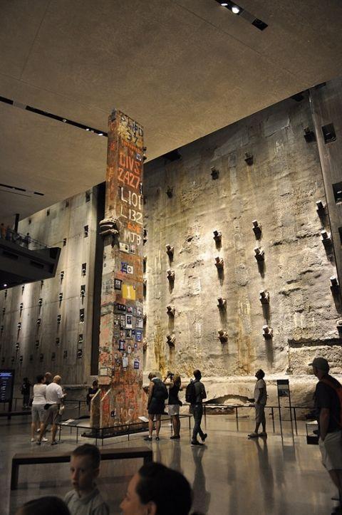 911 Memorial Museum.