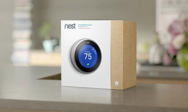 Smart Thermostat by Nest