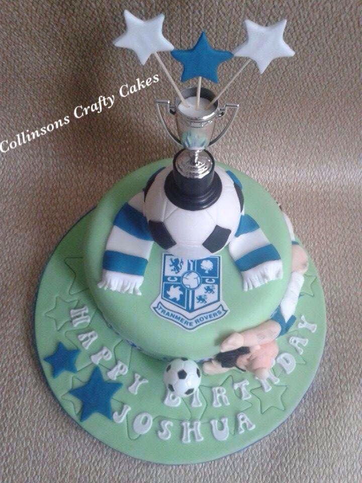 Tranmere Rovers Cake