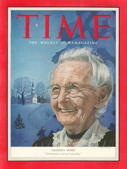 Grandma Moses TIME ISSUE DATE: Dec. 28, 1953