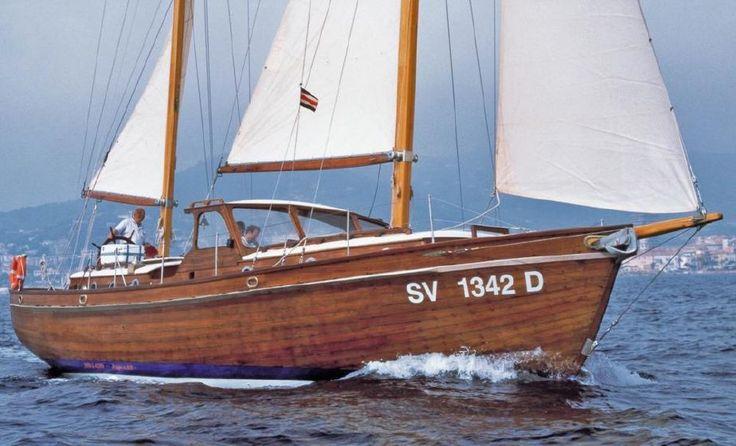 1959 Alden Ketch rigged Motor Sailer Sail Boat For Sale - www.yachtworld.com