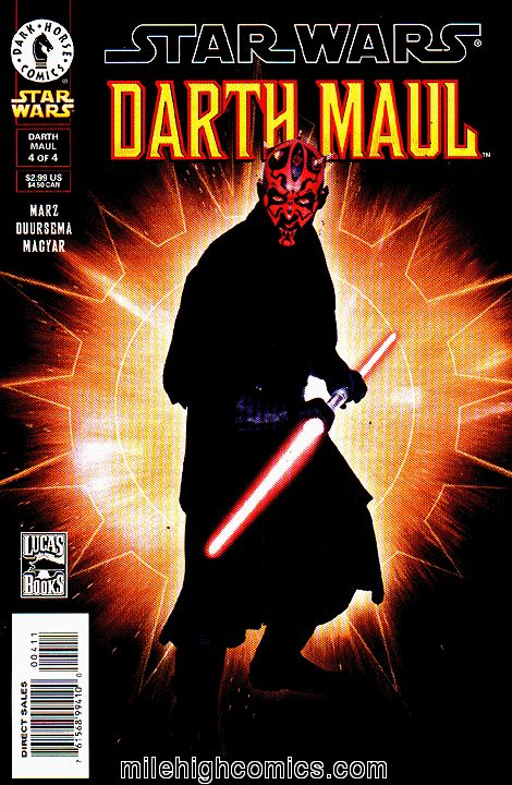 DARTH MAUL - #DarkHorse Comics - #StarWars