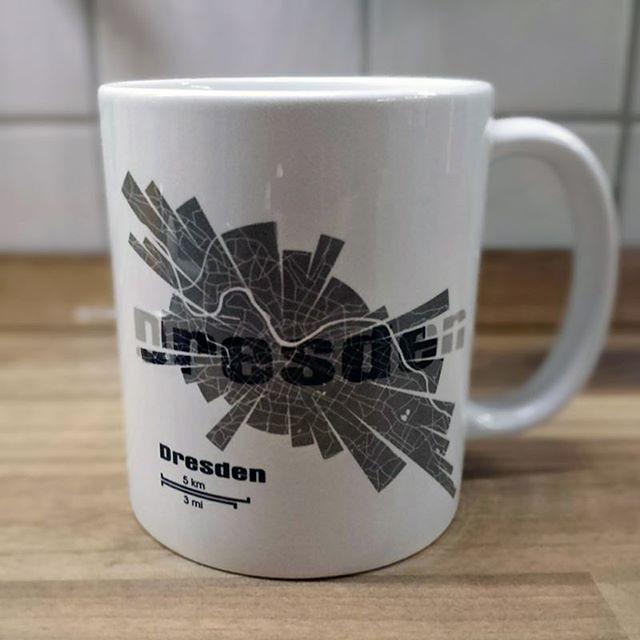 #DresdenSouvenir #Dresden #Saxony #Sachsen #DresdenMap #DresdenKarte Dresden Map Mug by ShirtUrbanization https://society6.com/product/dresden-map_mug#s6-2345125p30a27v199
