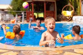 National Water Safety Month   Swimming Rules
