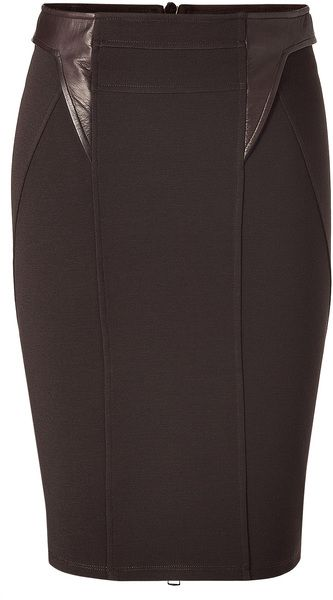 1000  ideas about Brown Pencil Skirts on Pinterest   Reiss skirts ...