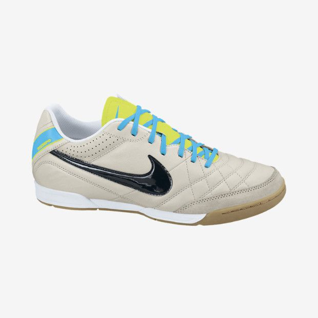 Nike Tiempo Natural IV Leather Men's Indoor-Competition Soccer Shoe