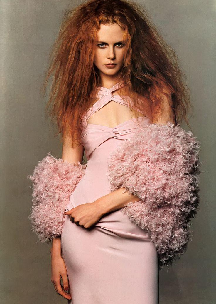Nicole Kidman by Stephen Meisel, Vogue, 1995